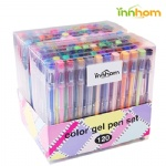 120 Colors Gel Pens Set innhom Gel Pen