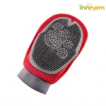 Pet Grooming Glove For Dogs and Cats